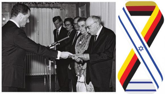 Israel and Germany - Five Decades of Diplomatic, Science and Cultural Relations